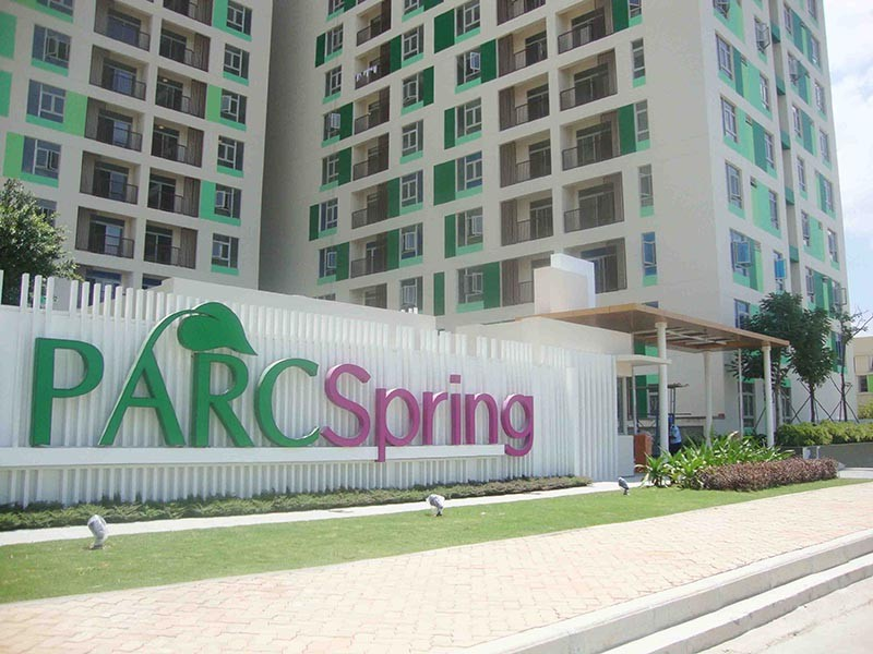 ParcSping Building